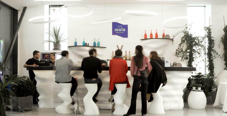 Caracol 3D Bar, il progetto ambizioso: un bar eco-sostenibile alla Design Week di Milano