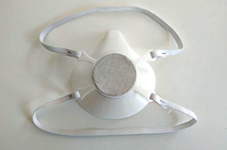 Caracol 3D printed mask