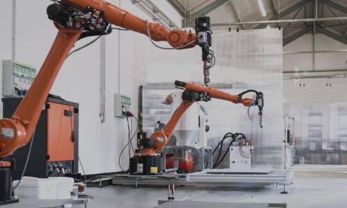 3D printing robotic arms, Caracol-AM