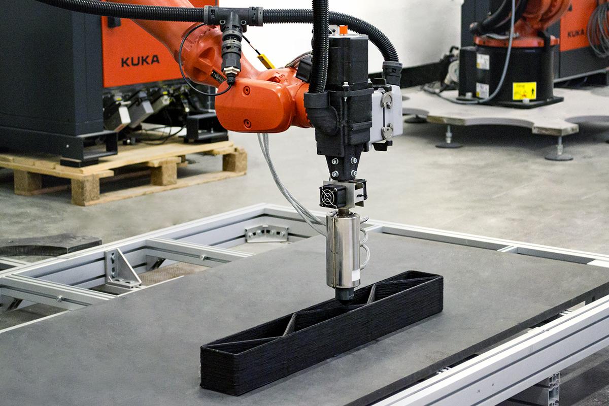 Caracol Proprietary Robotic System
