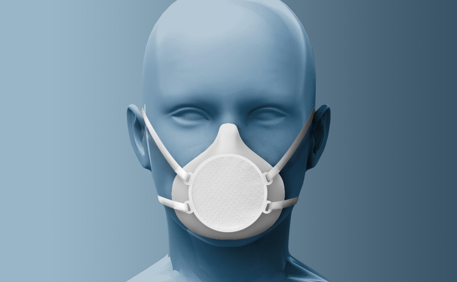 Caracol Mask