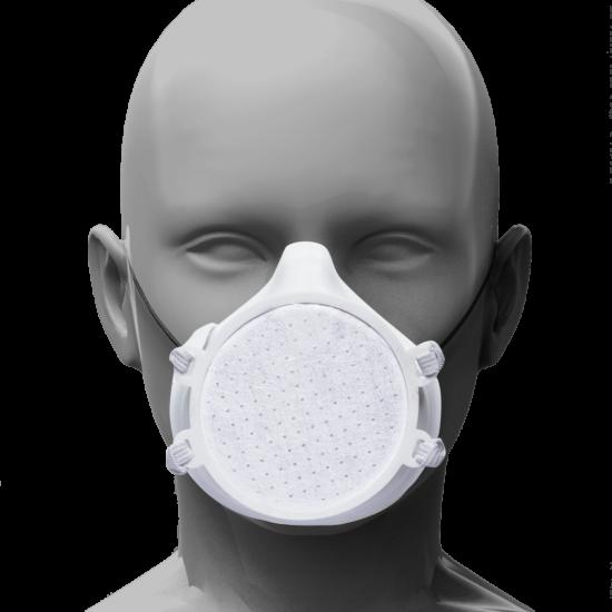 3D Printed Reusable Mask