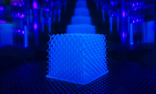 Caracol SLA 3D printing