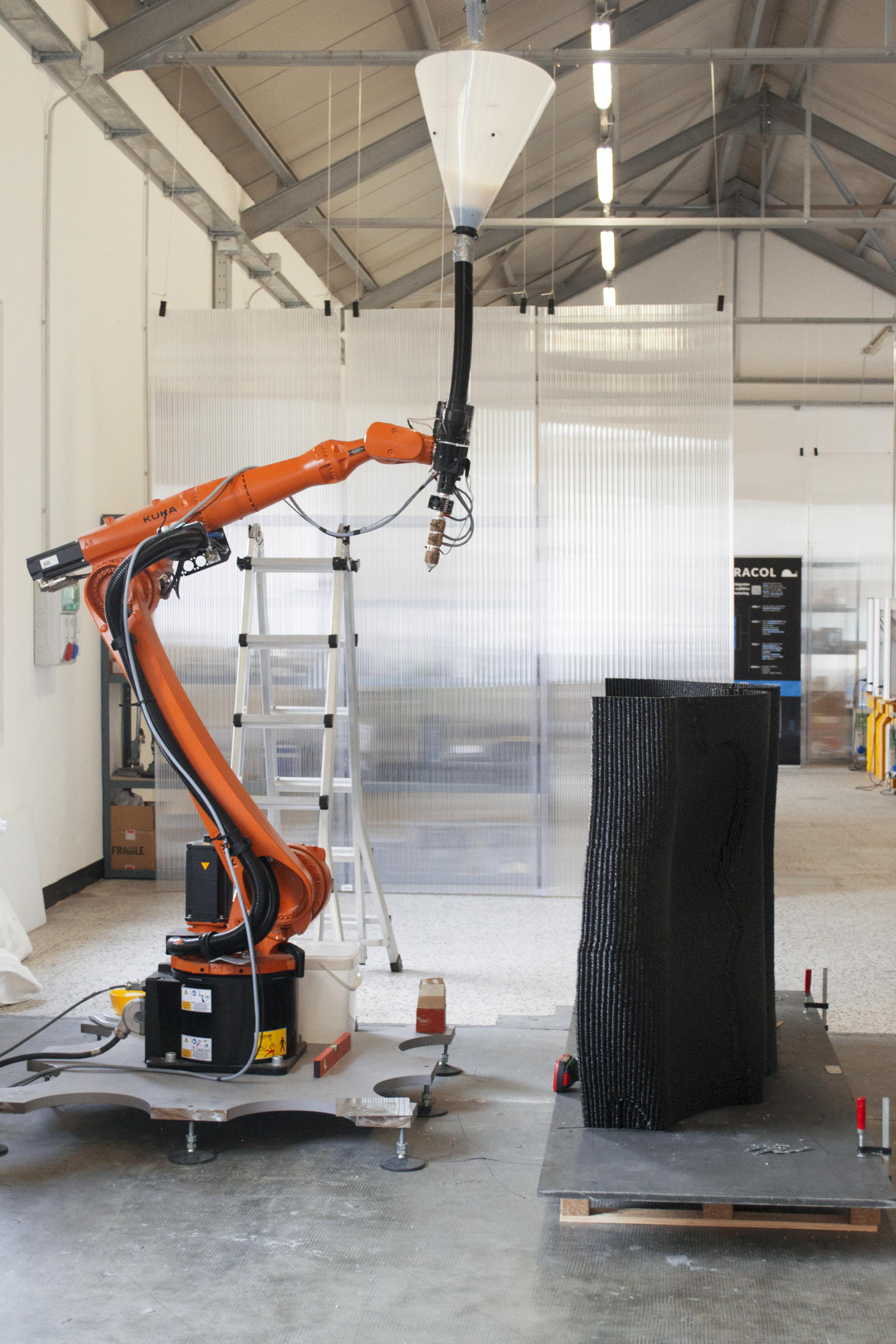 Caracol Robotic AM Tecnology